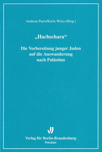 Hachschara