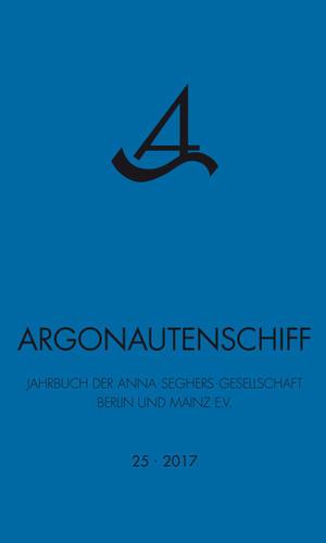 Argonautenschiff 25/2017