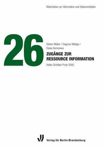 Zugänge zur Ressource Information